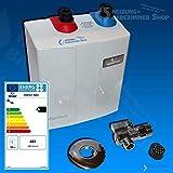 PERFECT Klein Durchlauferhitzer 9,0kw elektronisch Untertisch