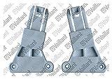 Vaillant 0020010672 Scharnier kupplung 0020010672 VC/W atmo/turboTEC-/2 (Frontblech unten)